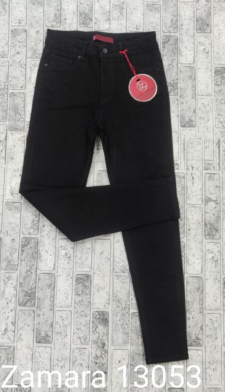 Облегающие джинсы американка полубатал Jack Zamara 13053 (40-50)