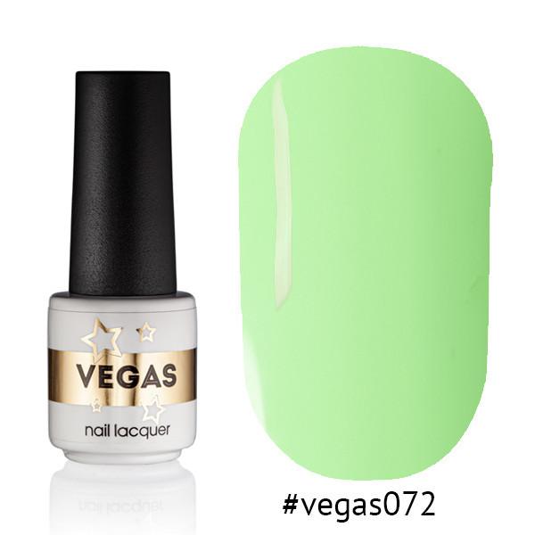 Гель лак №072  Vegas 6 мл