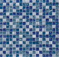 """Мозаика из натурального """"Мрамора и стекла"""" DAF 7, фото 1"""