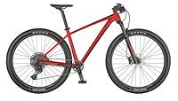 Велосипед Scott Scale 970 red (CN)