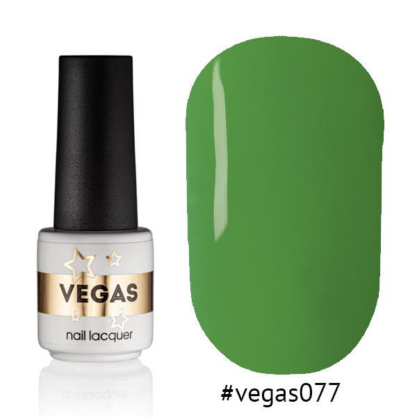 Гель лак №077  Vegas 6 мл