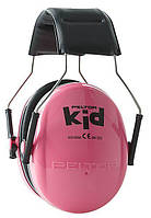 Детские противошумные наушники 3М Peltor Kids Розовые (878-02)