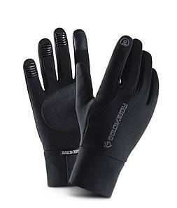 Спортивные перчатки с флис сенсорны качество перчатки для Унисекс Водонепроницаемые перчатки оптом