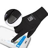 Спортивні рукавички з фліс сенсорны якість Angel рукавички для Унісекс тільки оптом, фото 2