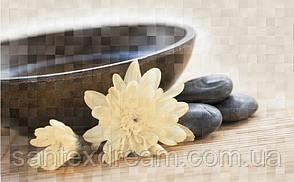 Декор Golden Tile Bali 25x40 бежевый