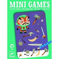 Розвивающая игрушка DJECO Найди пропажу Клемана (DJ05301) головоломки, картки, від 6 років, Колірне с