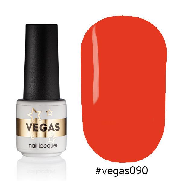 Гель лак №090  Vegas 6 мл