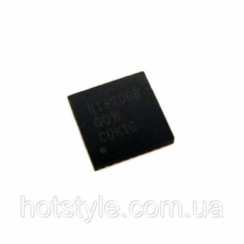 Чип RT8206B RT8206 QFN32, ШИМ-контроллер, 104437