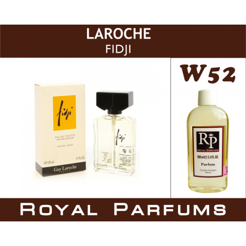 Духи на разлив Royal Parfums W-52 «Fidji» от Guy Laroche