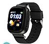 Дитячі Smart годинник Q100 (Q90s)-Vibro, Рожеві (Wi-Fi, сенсор)