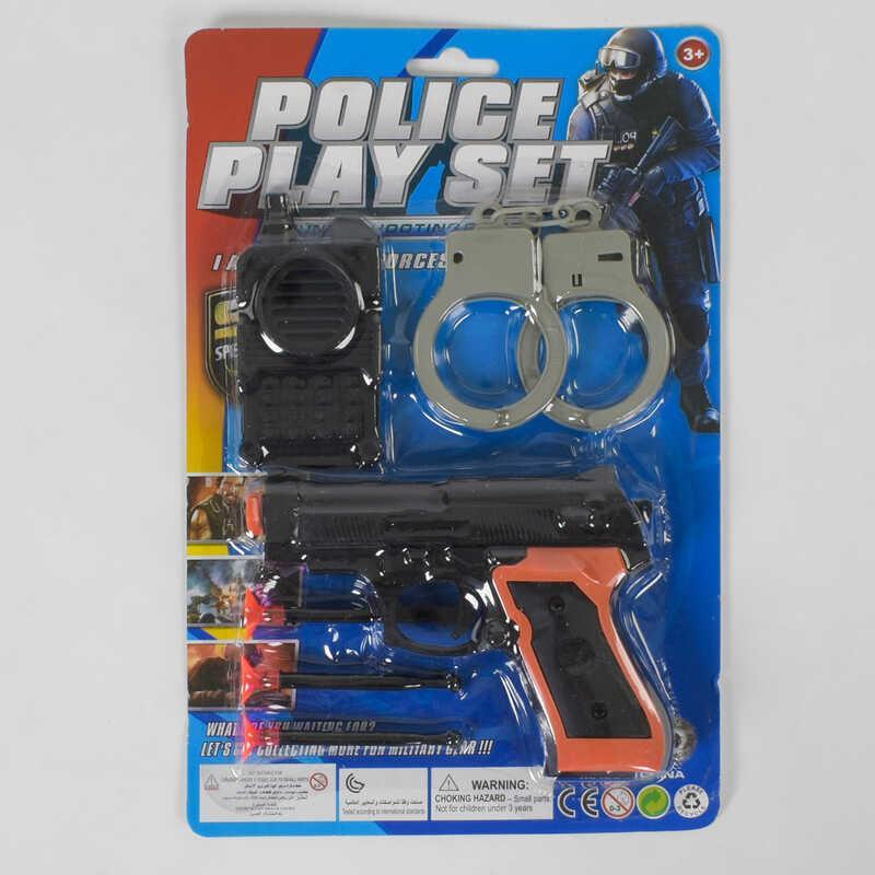 Поліцейський набір A 132 (384/2) на аркуші