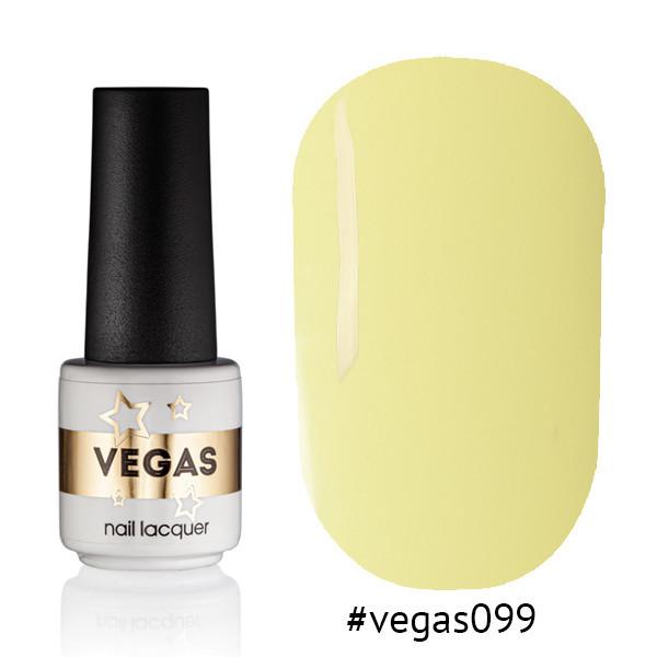 Гель лак №099  Vegas 6 мл