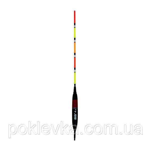 Поплавок светодиодный IBITE CIGAR NEON RED 4г