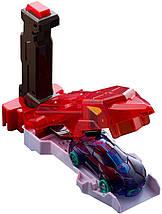 Набор Пускатель машинок Скричерс / Screechers Wild Screecher Speed Launcher Оригинал США, фото 3