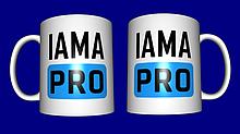 "Кружка / чашка ""I am a pro"""