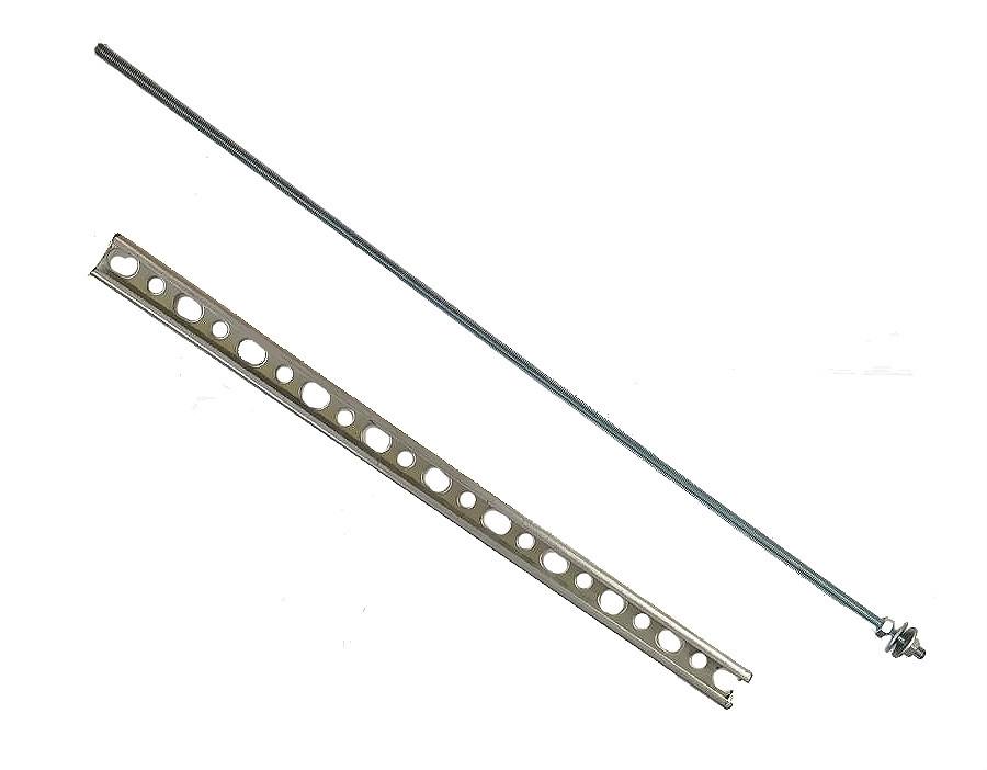Траверса монтажна ТЅ-420/665 1.0 мм