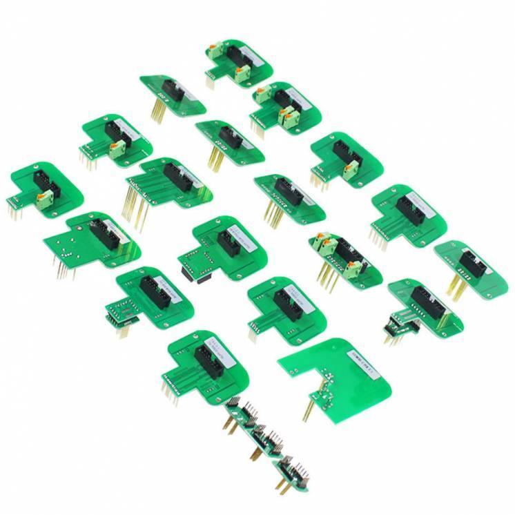 Комплект BDM 22 адаптера для BDM100, KESS, KTAG, CMD, FGTECH, KTM100