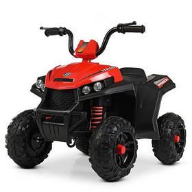Квадроцикл детский M 4131EL-3 красный