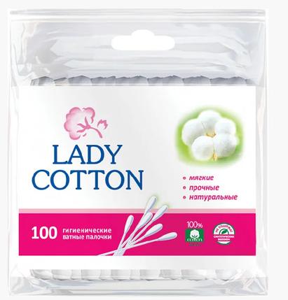 Палочки ватные Lady Cotton, фото 2