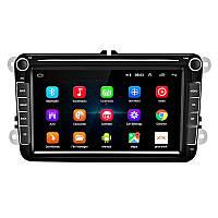 Штатная магнитола Android Volkswagen skoda,Автомагнитола 2DIN,навигатор,автомагнитола с андроид