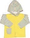 Дитячий костюм комплект для новонароджених ріст 80 9-12 міс на хлопчика дівчинку трикотажний інтерлок жовтий, фото 4