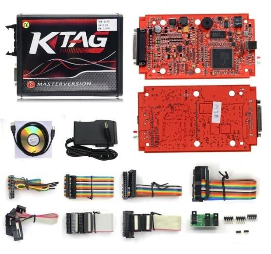 Программатор ЭБУ KTAG Master K-TAG 2.25 с прошивкой 7.020