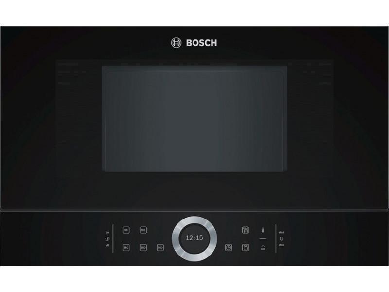 Встраиваемая микроволновая печь Bosch BFR-634-GB-1