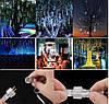 """Новогодняя гирлянда """"Сосулька"""" 240 LED, IP44, 50 CM, фото 4"""