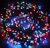 Новогодняя гирлянда 100 LED, Разноцветная, Длина 8 Метров, фото 5