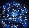 Новогодняя гирлянда 200 LED, IP44, Длина 14 М, Белый холодный свет, фото 5