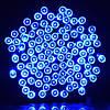 Новогодняя гирлянда 300 LED, IP44, Длина 24 М, Голубой свет, фото 2