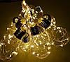 "Новогодняя гирлянда ""Лампочки"" 100 LED IP44, фото 6"