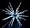 "Новогодняя подвеска ""Звезда"" 160 LED, Диаметр 100 см, фото 3"
