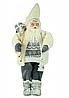 Новогодняя инсталяция фигурка Санта Клауса 90 см, фото 4