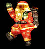 """Новогодняя гирлянда """"Дед Мороз"""" 35 LED, фото 2"""