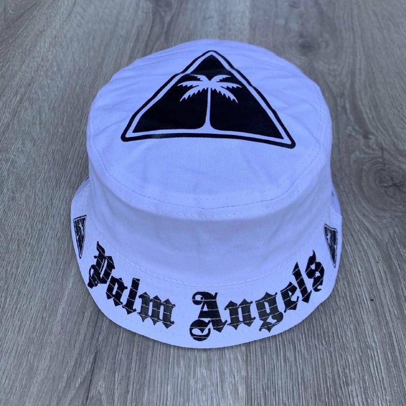 Панама унисекс Palm Angels реплика Белая