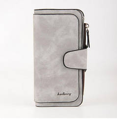 Женский кошелек портмоне Baellerry N2345 Gray