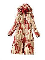 Пальто женское камуфляжное H&M, фото 1
