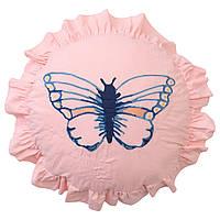 IKEA SANGLARKA Декоративная подушка, узор у бабочек (304.269.83)