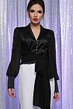 GLEM Блуза Аврил д/р, фото 2
