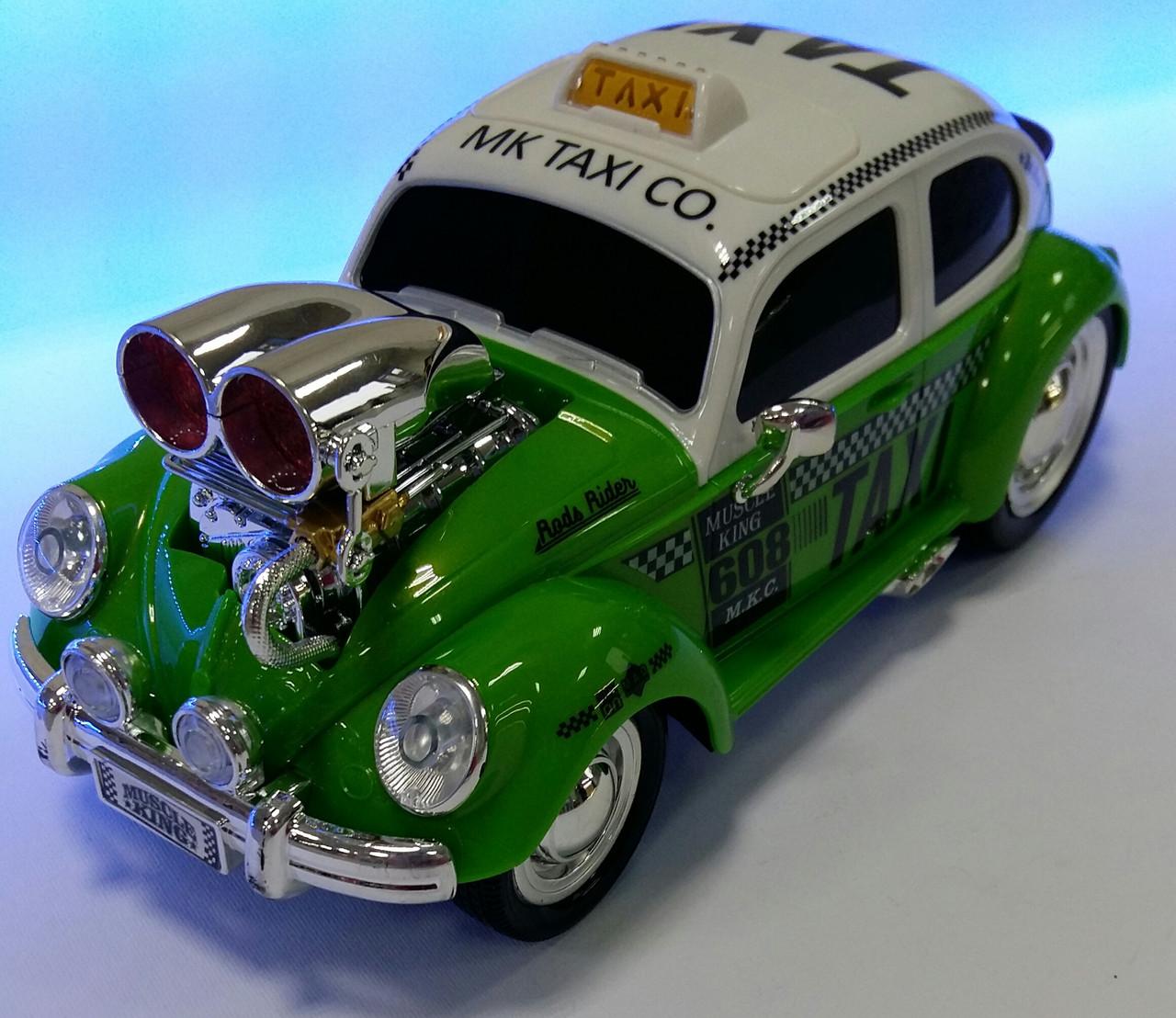 Легкова машинка на радіоуправлінні Таксі МК8127В