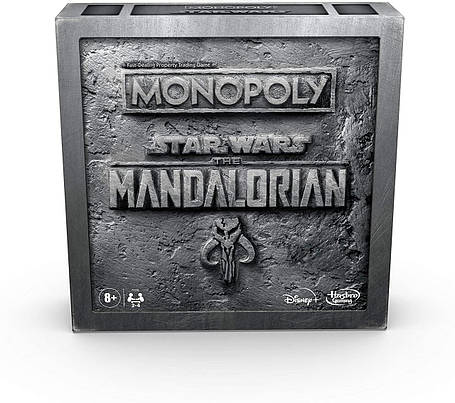 Настольная игра Monopoly: Star Wars The Mandalorian Edition (Монополия: Звёздные война. Мандалорец), фото 2