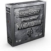 Настольная игра Monopoly: Star Wars The Mandalorian Edition (Монополия: Звёздные война. Мандалорец), фото 3