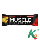 Muscle Protein bar 55g банан