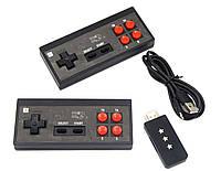 Игровая приставка консоль RIAS Game 620 с беспроводными джойстиками (4_00474)