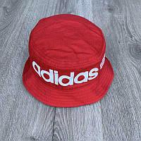 Панама унисекс Adidas реплика Красная