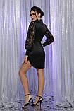 GLEM Платье Киприда д/р, фото 4