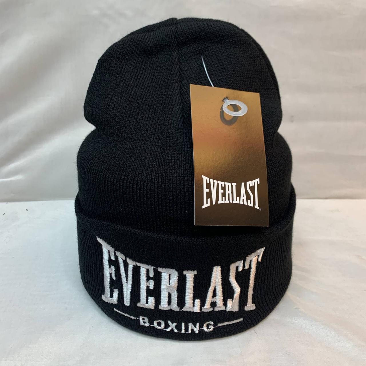 """Шапка чёрного цвета """"Everlast"""""""