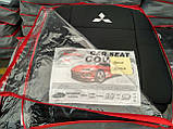 Авточехлы Favorite на Mitsubishi Pagero 2006 wagon,Мицубиси Паджеро 2006 вагон, фото 4