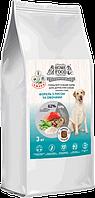 Корм для собак великих порід гіпоалергенний Форель, овочі 3кг Home Food